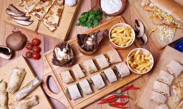 Damascus  Restoran ( Sungei Wang )