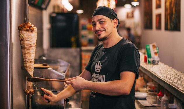 Shawarma King (Bangsar Telawi)